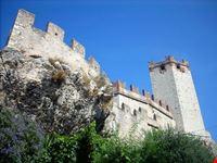 mura medievali malcesine