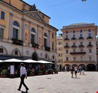 Piazza della Riforma Lugano