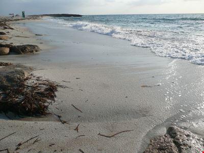 La spiaggia di Oristano