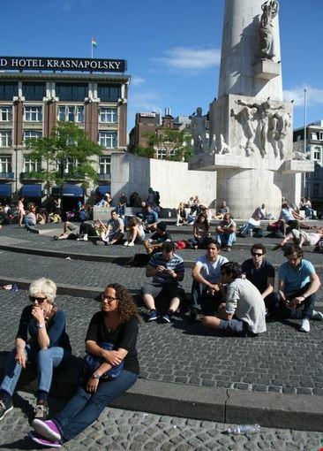 piazza dam