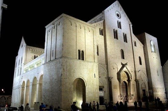 61071 bari basilica di san nicola