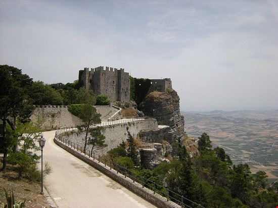 61074 erice castello di venere