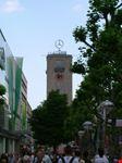 torre hauptbahnhof stoccarda