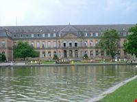 palazzo della regione stoccarda