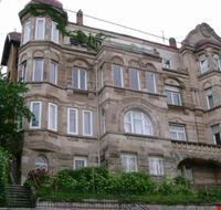 palazzo tipico dell epoca stoccarda