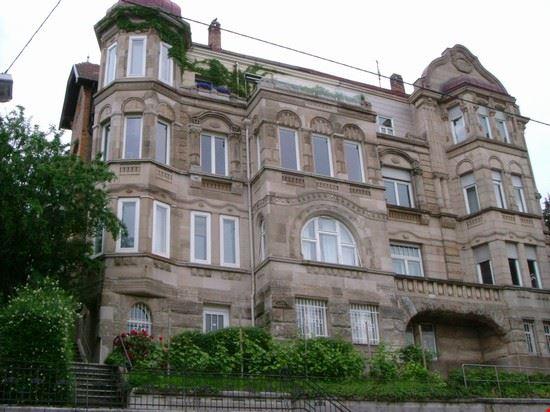 foto palazzo tipico dell 39 epoca a stoccarda 550x412. Black Bedroom Furniture Sets. Home Design Ideas