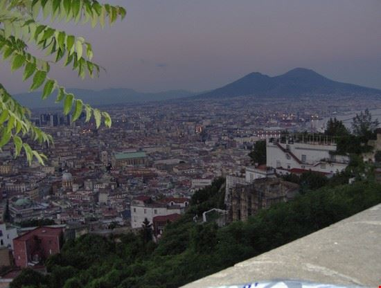 Napoli e bella...