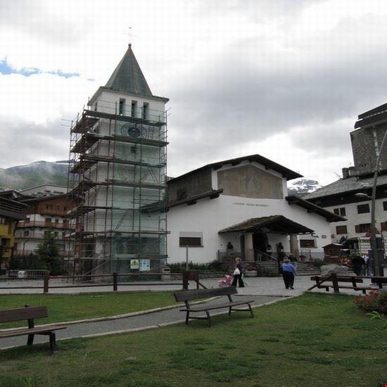 Chiesa di Cervinia