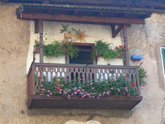 Balcone tipico