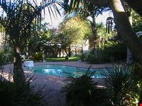 Amanzi Guest House Garden