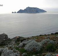 Punta Campanella e Capri.