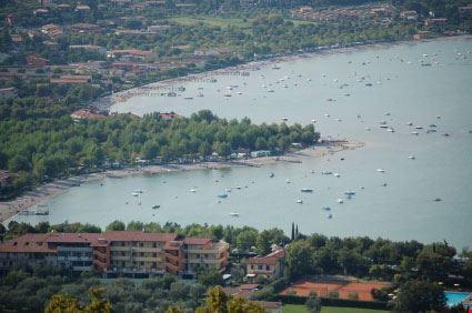 Le spiagge sul Lago di Garda