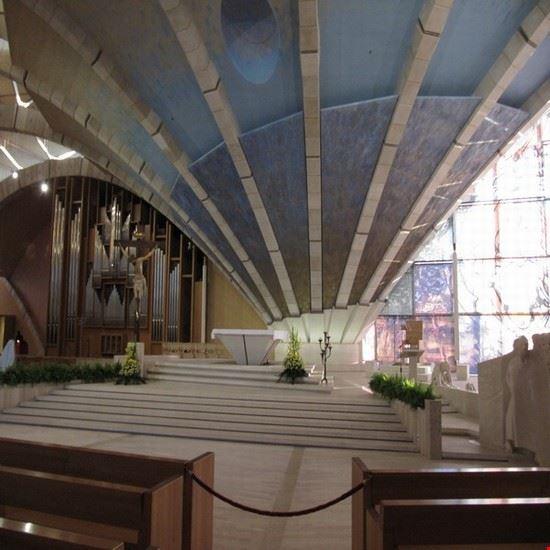 chiesa superiore di san pio da pietrelcina san giovanni rotondo