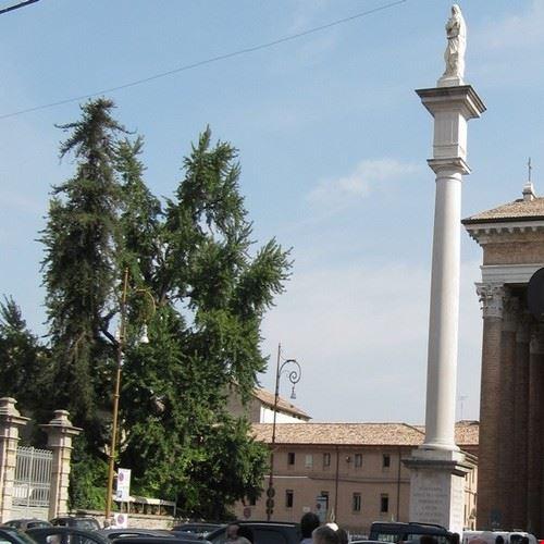 Colonna della Madonna del Fuoco