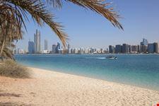 Spiaggia e grattacieli