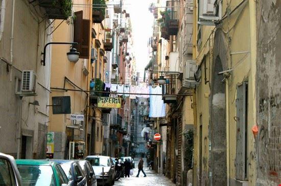 vicolo - Quartiere spagnolo
