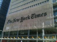 new york times new york