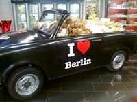 i love berlin berlino