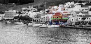 korissia,the port