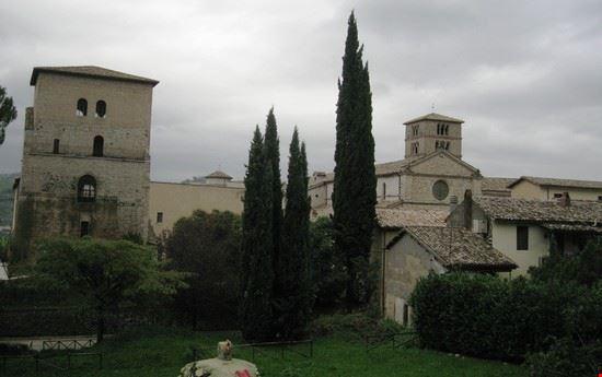 61989 abbazia benedettina di farfa fara in sabina