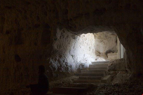 62307 matera cripta del peccato originale