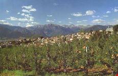 Panoramica del paesaggio