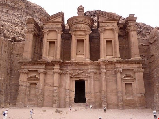 62857 petra il monastero di petra