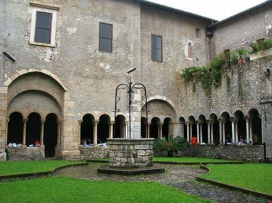 L'abbazia di Valvisciolo