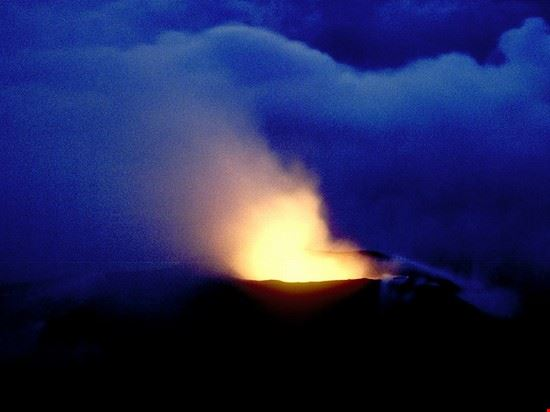 """Attività vulcanica detta """"Stromboliana"""""""