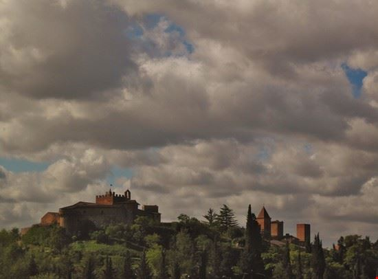 Certaldo Alto (FI) splendido borgo medievale in Toscana