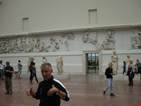 berlino al museo di pergamon