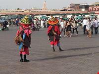 venditori di acqua marrakech