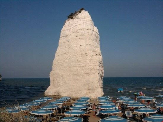 Uno splendido monumento naturale!: il Pizzomunno