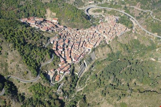 Panorama di Longobucco