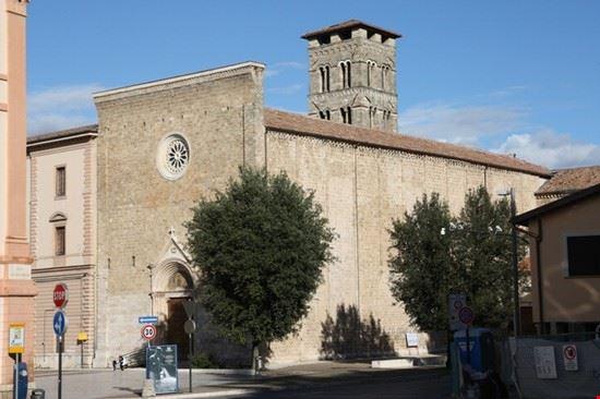 basilica s agostino rieti