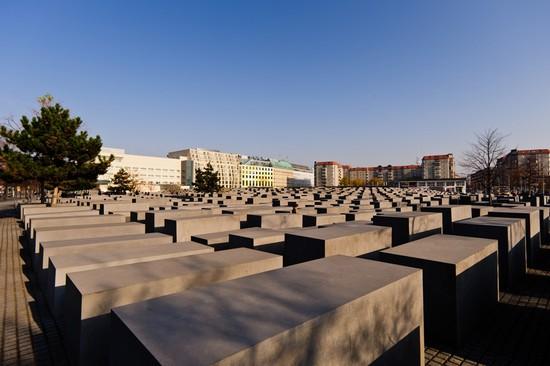 Memoriale dell 39 olocausto a berlino - Casa vacanza berlino ...