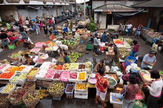 bali mercato a ubud