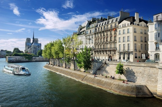 photo parigi quais de seine in paris pictures and images of paris 550x365 author. Black Bedroom Furniture Sets. Home Design Ideas