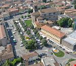 Ghedi (Brescia) dall'alto