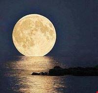 La luna a Luogo Vivo