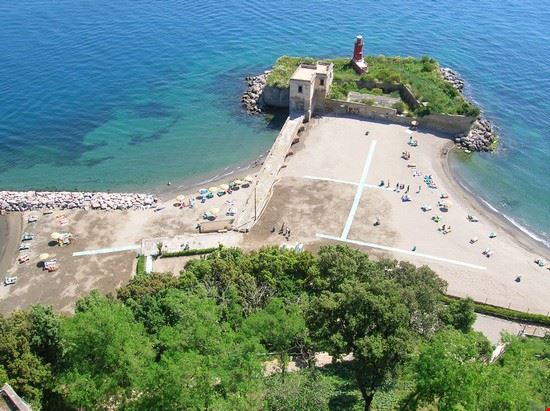foto scattata dal castello aragonese