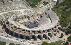 antalya antico teatro