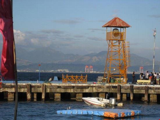 Grande Island Resort dock