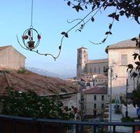 veduta del borgo antico