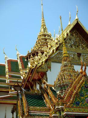6532 bangkok decorazioni palazzo reale