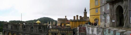 Entrata Palacio do Pena