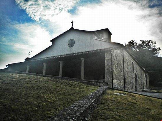 Pieve di San Giovanni Decollato a Cornacchiaia