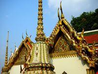 Wat Pho Decorazioni