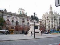 Piazza principale di Porto
