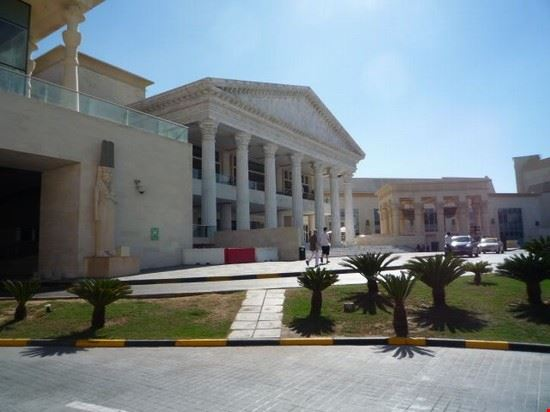 strutture romano-greche